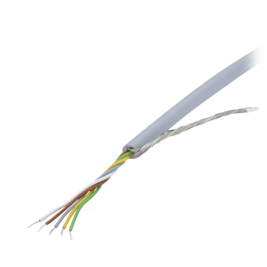 Cable 3x2x0,25 mm<sup>2</sup>  ,